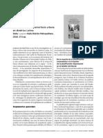 Globalización y metamorfosis urbana _De Mattos