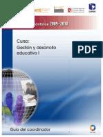 Guia del Coordinador gestión 20090410
