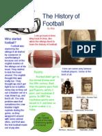 blair history of football