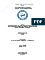 Informe -Tarea Unidad I - Psic Soc Y Com - Ene 14 - Final