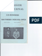 Hoosier Chess Journal Vol. 3, No. 1 Jan-Feb 1981