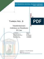 El Cine en Honduras