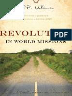Revolution in World Missions KP Yohannan Prt