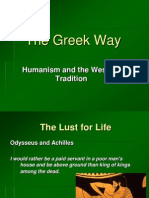 101 the Greek Way