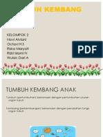 TUMBUH KEMBANG ANAK