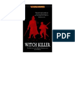 Witch Killer by C.L. Werner