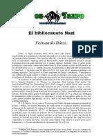 Baez, Fernando - El Bibliocausto Nazi