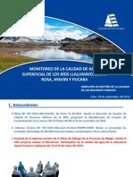 MONITOREO-CALIDAD AGUA AYAVIRI-PUCARÁ