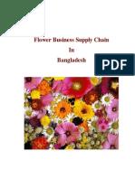 Flower Business Supply Chain in Bangladesh