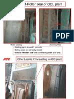 VRM-Roller Seal-Of OCL Plant