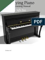 [Jeffie Betz] Playing Piano