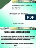 Tarifação de Energia
