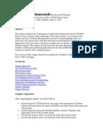 Tcpip Overview