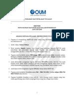 Soalan HBEF3203 Pengukuran Dan Penilaian Dlm Pndidikan