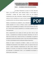 ESTUDIOSOCIOECONOMICOEDUCACIONINICIALFINAL