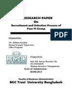 Nirab Research Report