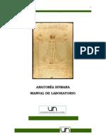 Manual de Laboratorio Anatomia Humana