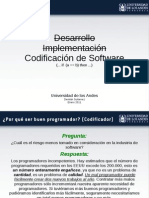 Codificación de Software - CENEVAL 9AGOSTO2013