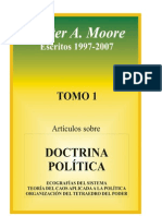 TOMO 1- DOCTRINA POLITICA