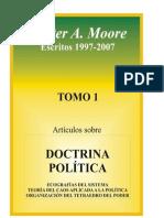 TOMO 1- DOCTRINA POLITICA