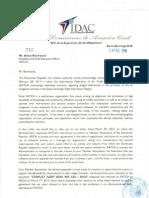 IDAC Response to IFATCA