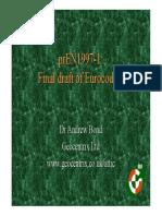 Eurocode7