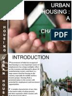Urban Housing Presentation