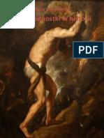 o Roli Jednostki w Historii 1905