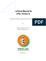 LP2012 Technical Manual