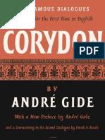 Corydon - Andre Gide