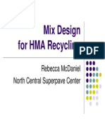 HMA Mix Design