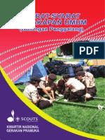 Buku Saku Pramuka Penegak Pdf