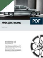 Manual de Instrucciones VOLVO S60