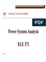 ELE 371 Course Introduction