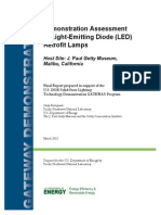 LED investigations