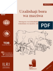 Uzalishaji Bora Wa Maziwa