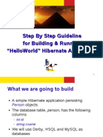 Hibernate Step by Step