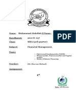 o History and Fundamentals of (KSE).