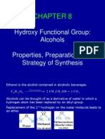 Hydroxy Functional Group