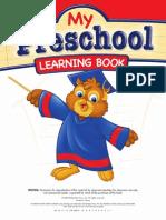 My Preschool Learning Book