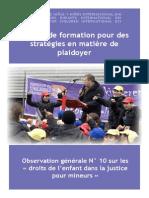 Advocacy ManualGC10 FR