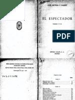 Ortega - El Espectador (Tomo V) - Vitalidad, alma, espíritu. .pdf
