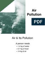 12 Air Pollution