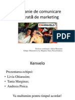 Campanie de Comunicare Integrata de Marketing (1)