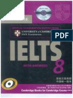 Cambridge IELTS Practice Book