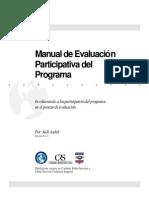 CRS_MAnual de Evaluacion Participativa
