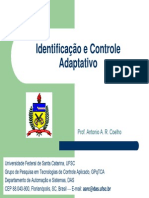 Identificação e Controle Adaptativo