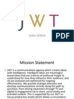 JWT Media Agency