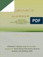 d582Alzheimer's disease