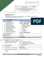 KUESIONER PENELITIAN PERILAKU PENDERITA DIABETES ?· 2013-01-04 · kuesioner penelitian . perilaku…